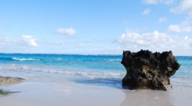 Elbow Beach, aux Bermudes
