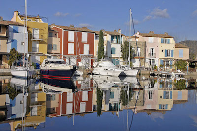 Port Grimaud, Provence, France