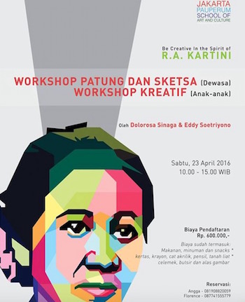 Workshop Kartini Day Expatclic