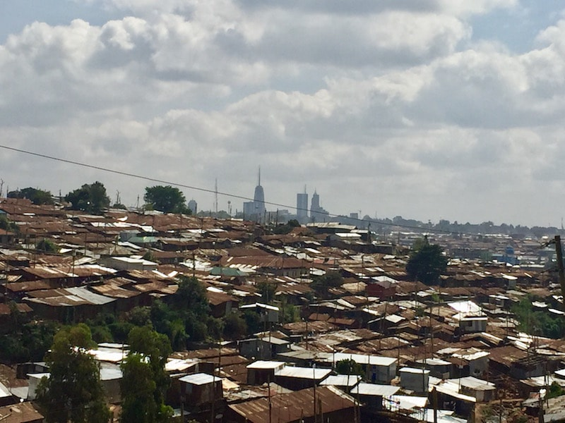How do you live in Nairobi as an expat