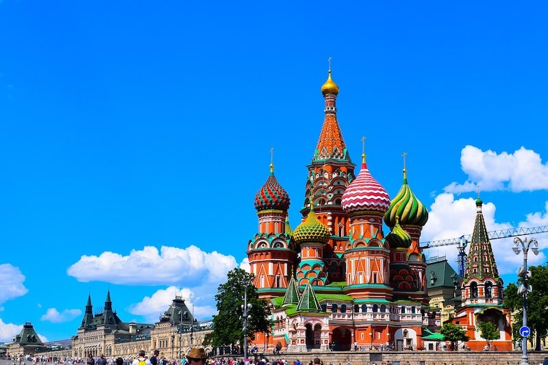 How do you live in Moscow as an expat